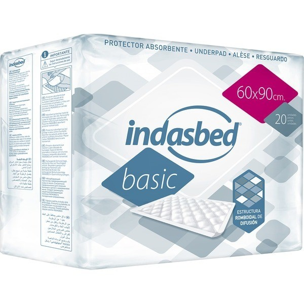 Indasbed protector absorbente 60x90 cm